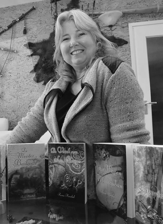 Biografie van Rona Kreekel